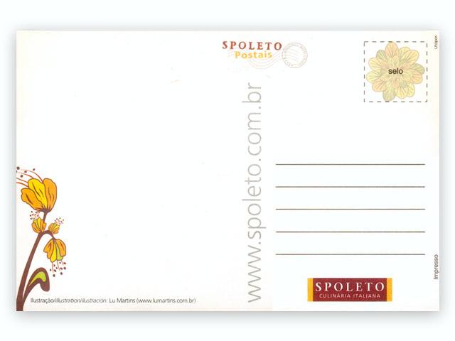 2 verso postal