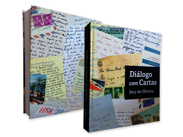 1 Diálogo com Cartas
